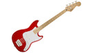 FENDER Squier Affinity Bronco Bass MN Torino Red