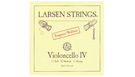 LARSEN Strings Soloist Cello 4/4 C Medium