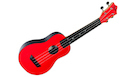 FLIGHT TUS35 Abs Travel Ukulele - Red