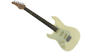 SCHECTER Route 66 Saint Louis SSS Aged White (left handed)