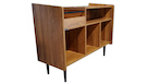 SEFOUR Record Collector Unit Rosewood