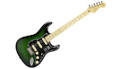 FENDER Player Stratocaster Limited Edition HSS Plus Top Green Burst