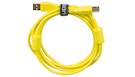 UDG Ultimate Audio Cable USB A-B 2.0 Yellow Straight (U95004YL )