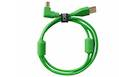 UDG Ultimate Audio Cable USB 2.0 A-B Green Angled (U9500AGR)