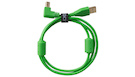 UDG Ultimate Audio Cable USB 2.0 A-B Green Angled (U95005GR)