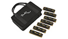FENDER Blues Deville Harmonica with Case (pack of 7)