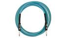FENDER Professional Glow in the Dark Cable Blue 10'