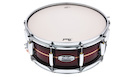 PEARL MCT1455S/C836 Masters Maple Complete 14x5.5 Snare Drum Red Burst Stripe