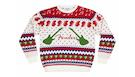 FENDER Holiday Sweater Multi-Color Small