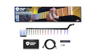 VISUAL NOTE 2.1 Electric Guitar (Gibson model) Black