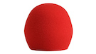 SHURE A58WS-RED Windscreen Red