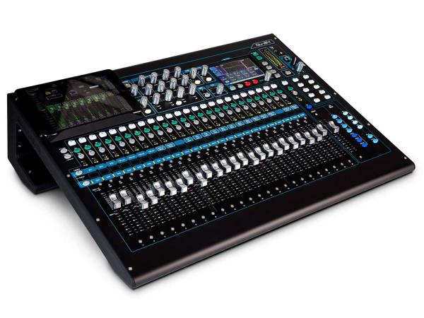 ALLEN & HEATH QU24 Chrome