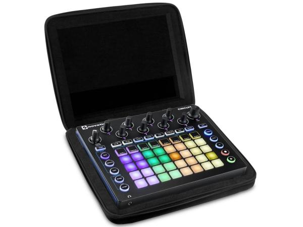 UDG Creator Novation Circuit Hardcase Black (U8439BL)