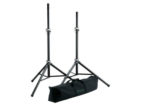 KONIG & MEYER 21459 Speaker Stand Package Black