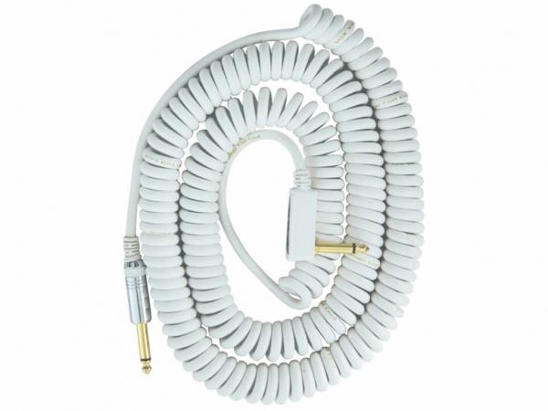 VOX Coil Cable VCC-90WH White