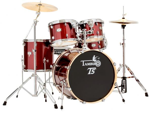TAMBURO T5 M22 RSSK Red Sparkle