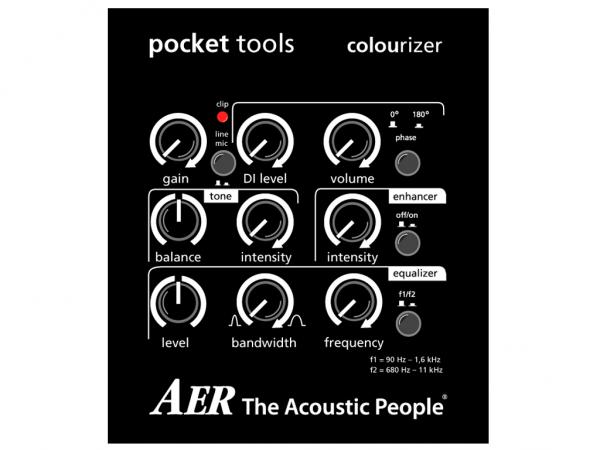 AER Colourizer Pocket Tools