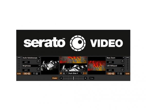 SERATO Video Box