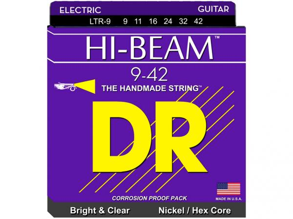DR STRINGS LTR-9 Hi-Beam Lite