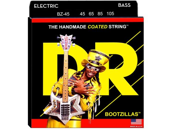 DR STRINGS BZ-45 Bootzillas Boosty Collins