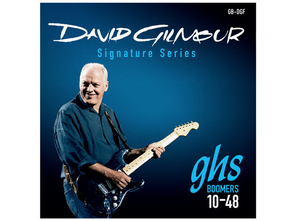 GHS Muta GB-DGF David Gilmour Set Fender