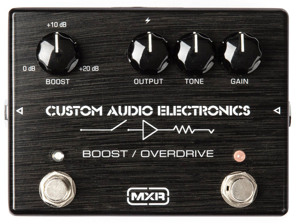 MXR Boost/Overdrive - MC402
