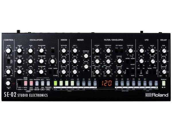 ROLAND SE-02 - Boutique Limited Edition