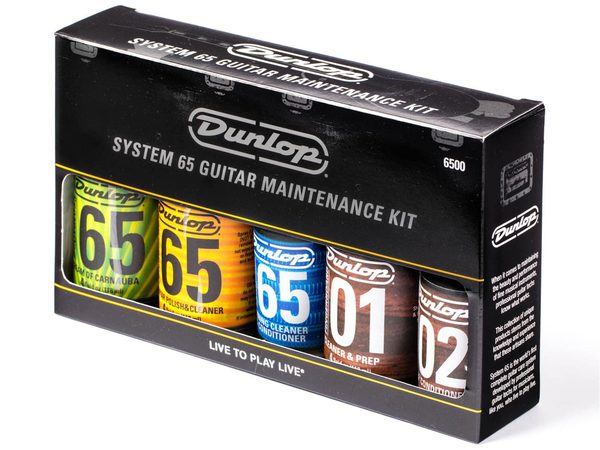 DUNLOP 6500 System 65 Guitar Maintenance Kit