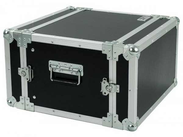 Flight Case 6 Unità Rack 19
