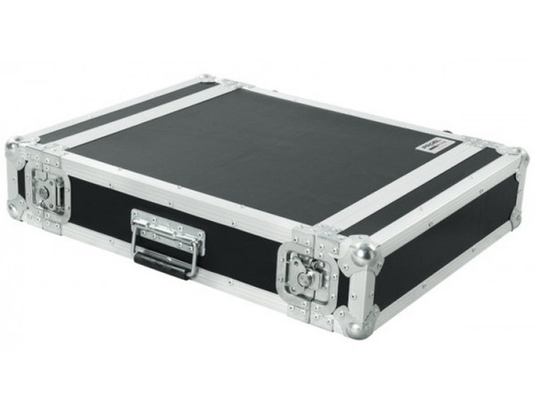 Flight Case Professionale 2 unità rack 19