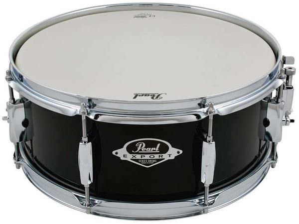 PEARL Export Snare Jet Black