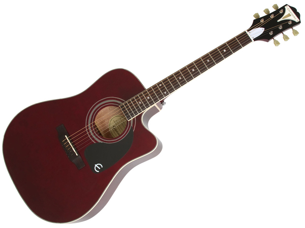 EPIPHONE PRO-1 Ultra Acoustic/Electric Wine Red