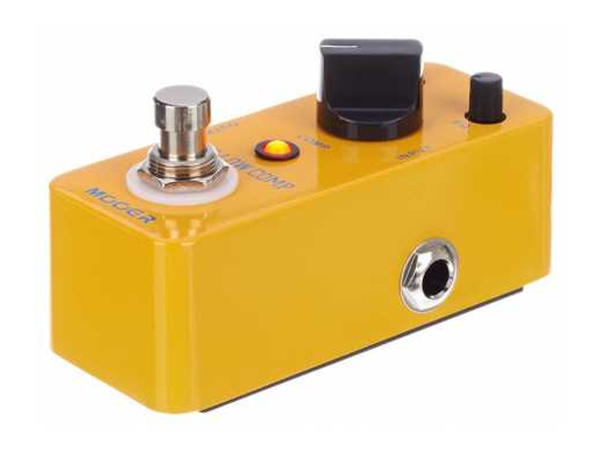 MOOER Yellow Comp - Compressore Ottico
