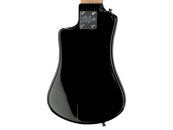 HOFNER Shorty Bass BK Black + Borsa Omaggio!