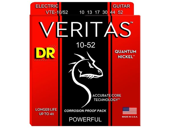 DR STRINGS VTE-10/52 Veritas Electric