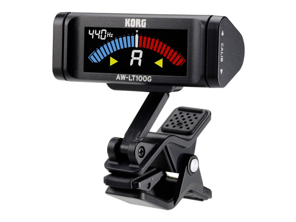 KORG AW-LT100G Clip-On Tuner