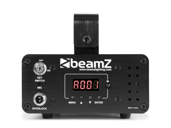 BEAMZ Surtur II Double Laser RG Gobo DMX IRC 3W Blue LED