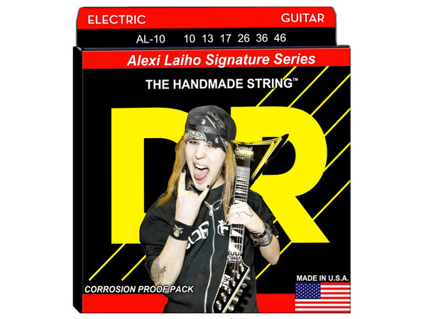 DR STRINGS AL-10 Alexi Laiho Signature