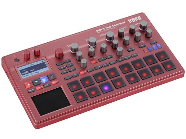 KORG Electribe 2 Sampler Red