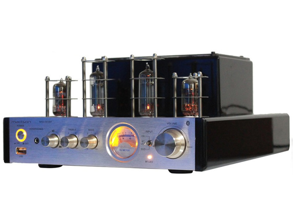 MADISON Stereo Tube Amplifier 2x25W