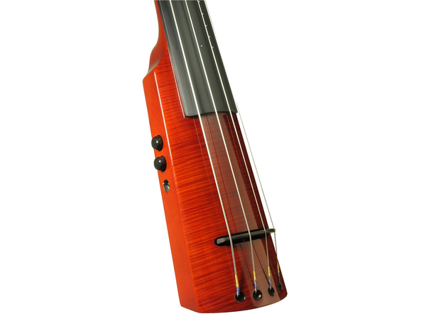 NS DESIGN WAV Electric Upright Bass 4 Amber Bust