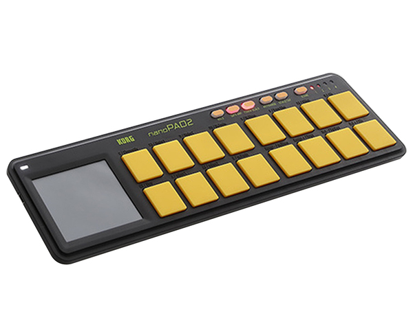 KORG nanoPAD2 - Orange/Green