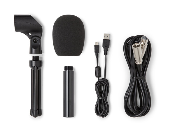 SAMSON Q2U Podcasting Pack