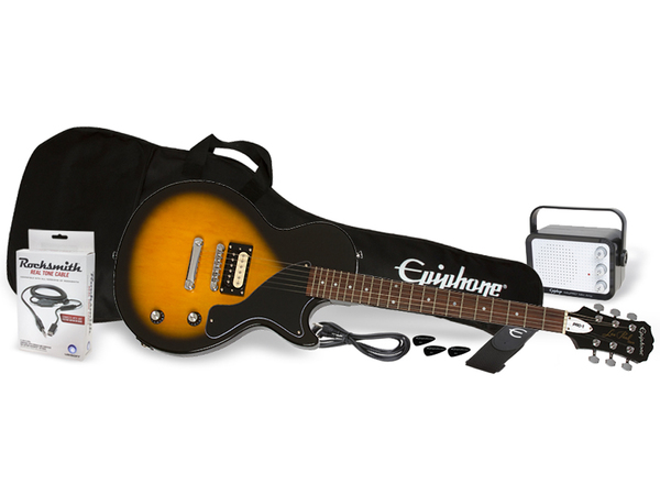EPIPHONE Les Paul PRO1 Jr.Performance Pack Vintage Sunburst
