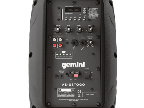 GEMINI AS-08 To Go