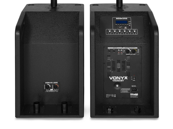 VONIX VX1050BT Active Speaker Kit 2.2