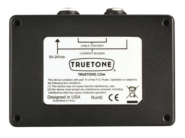 TRUETONE Visual Sound MAM mA Meter