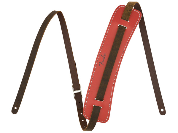 FENDER Original Strap Fiesta Red