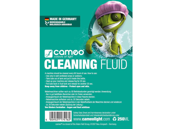 CAMEO Cleaning Fluid 0.25 L