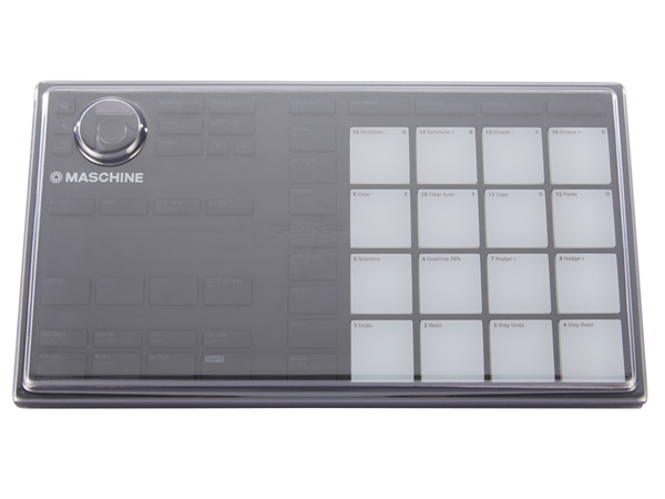 DECKSAVER Native Instruments Maschine Mikro Mk3 Cover